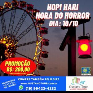HOPI HARI HORA DO HORROR  10/10
